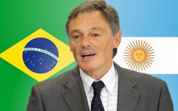 Ministro de Producción Francisco Cabrera