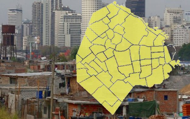 Pobreza en la Ciudad Autónoma de Buenos Aires