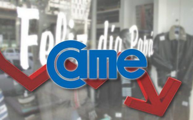CAME: cayeron ventas del Día del Padre