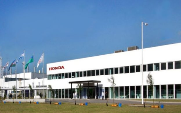 Honda Planta Campana