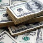 Billetes dólar