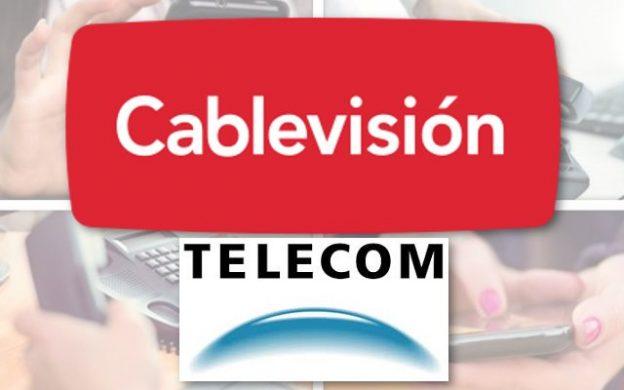 fusión de Cablevisión con Telecom