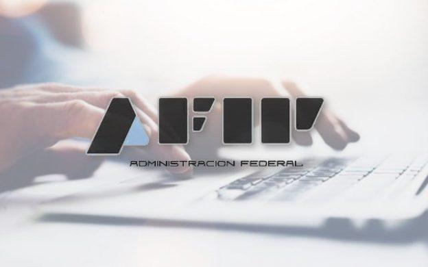 pago electrónico impuestos de la AFIP