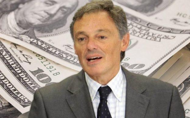 Francisco Cabrera, dólares