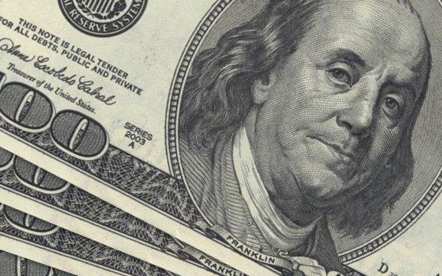 detalle dólares de $100