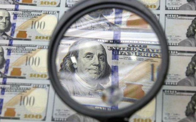 dolares de $100 bajo la lupa
