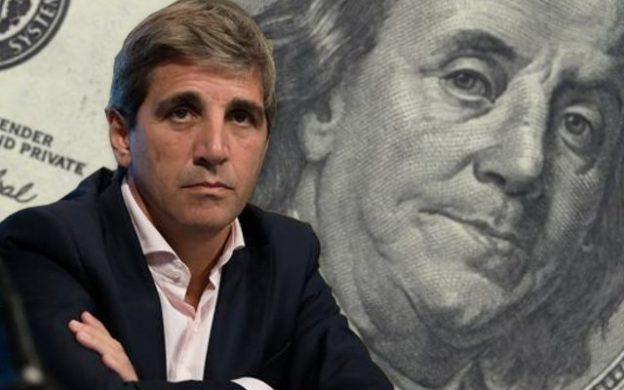 Luis Caputo, ex titular del BCRA